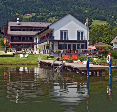 Pension Kärnten-Inn, Steg, Ossiacher See